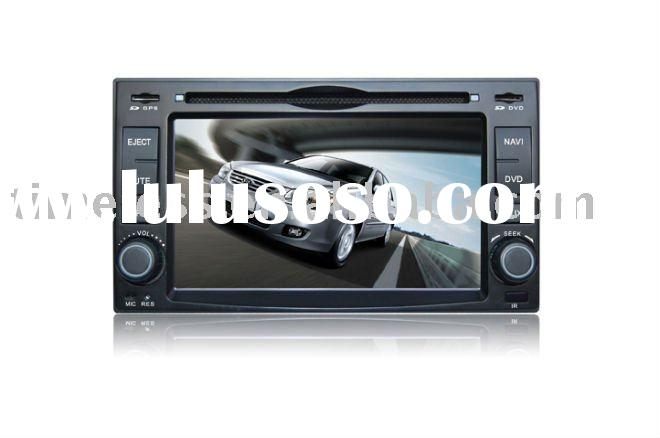 2 Din Car DVD Player for 2008 year KIA SORENTO with built-in GPS, Dual Zone,Digital Panel, RDS,Steer
