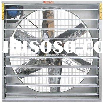 50'' super volume galvanized industrial air cooling fans