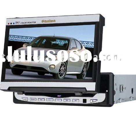 7-inch In-dash Car DVD Player with TFT LCD Monitor