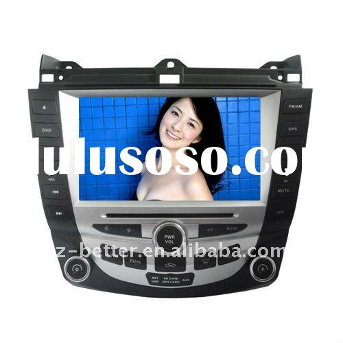 8IN DVD Player for car Honda Accord 2006-2007 with GPS navigation system