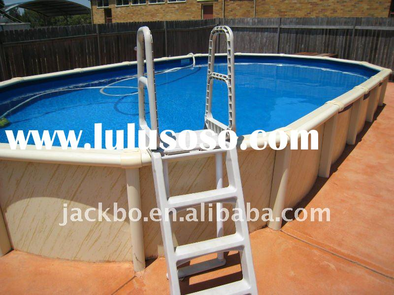 Above ground swimming pools above ground swimming pools for Pool equipment manufacturers