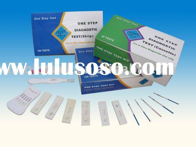 Alcohol test strip with CE certificate