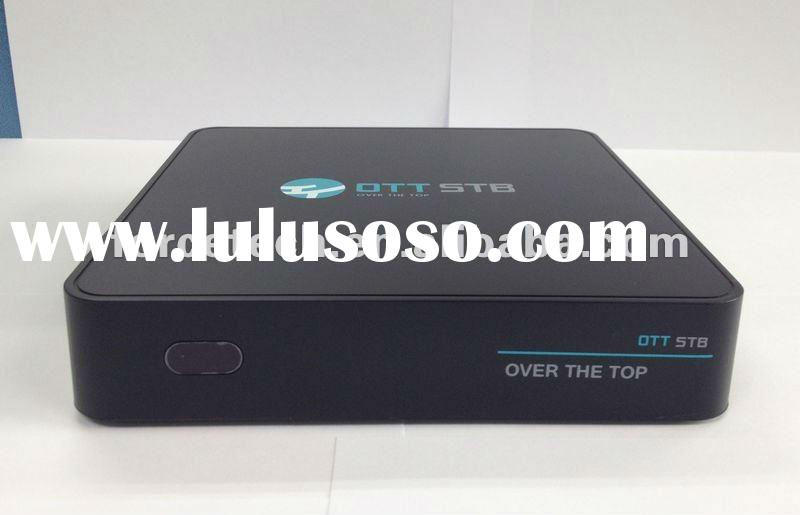 Android & Linux IPTV set top box, with wifi ,DVB-T, OTT Internet TV