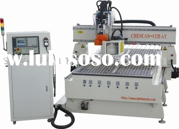 Auto Chang Tools Wood working Machine --CC1325AT (ATC CNC Router)