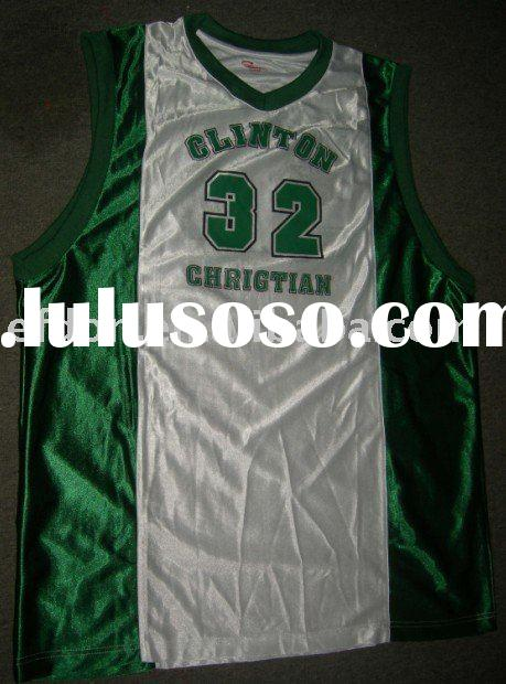 Basketball Game Jersey