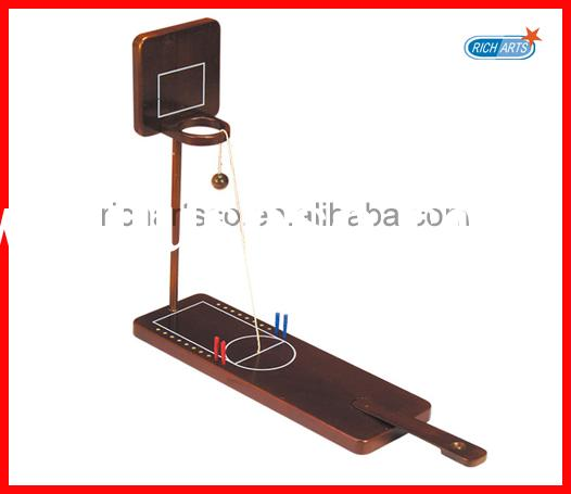 Basketball hoop game