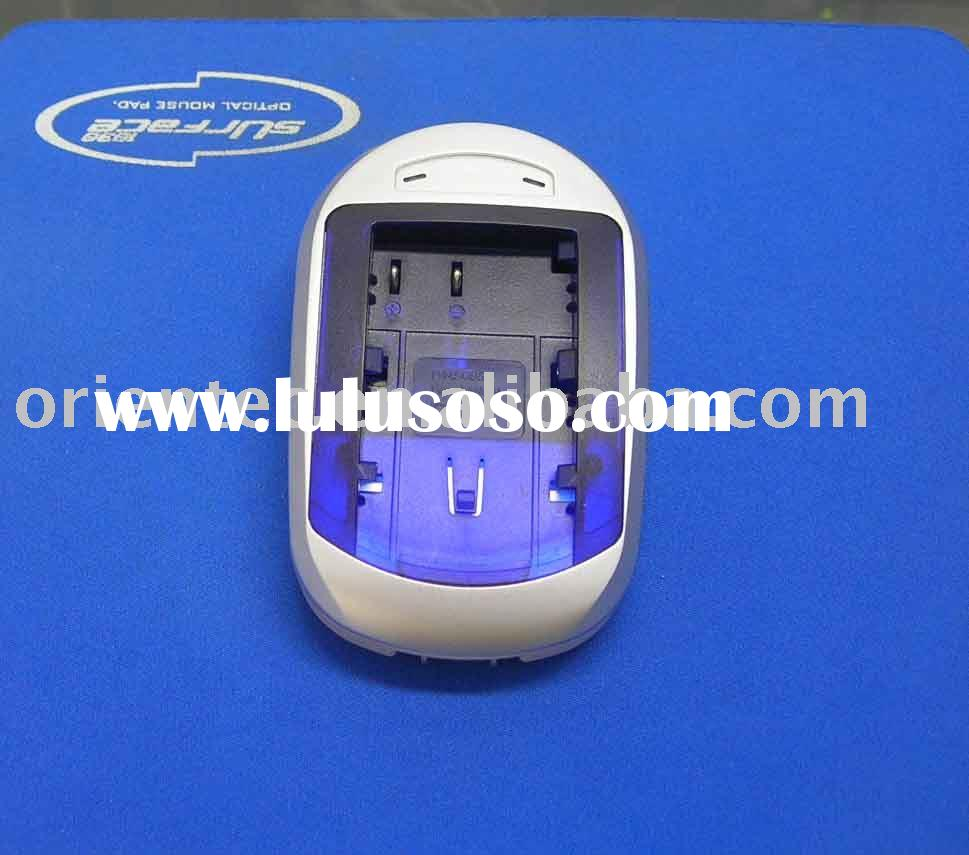 Battery charger for digital camera