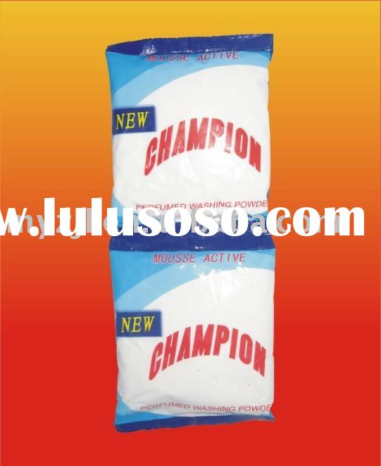 CHAMPION 35g Detergent Powder