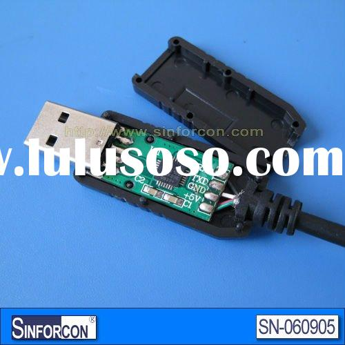 CP2102, USB to serial converter cable, USB UART TTL cable
