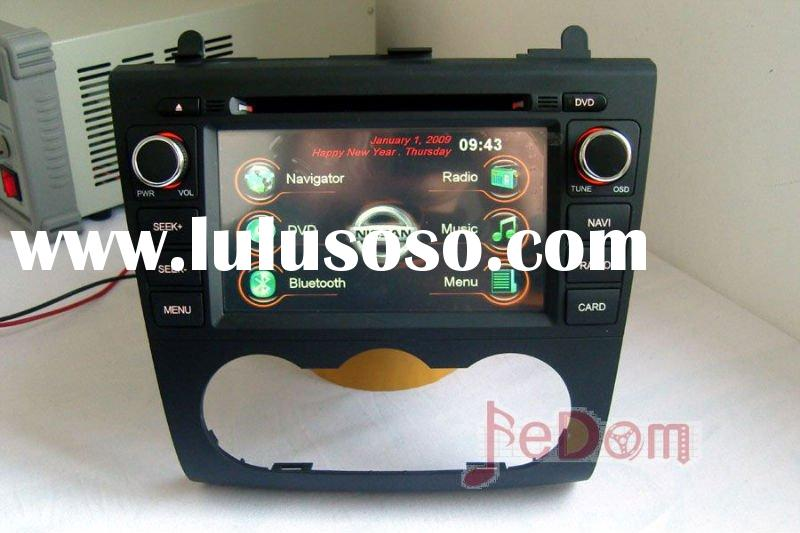 Car DVD GPS Bluetooth MP3/MP4 player iPod connection Touch Screen for Nissan Altima