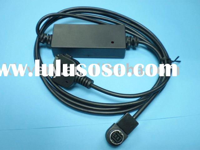 Car cable for ipod connect jvc audio 12v
