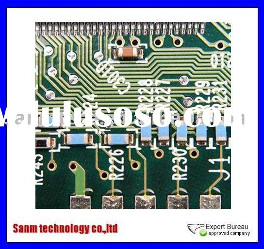 Control electronic circuit board, PCB assembly, PCBA electronic ballast circuit