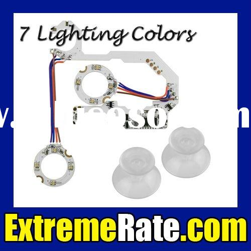 Custom Standard LED Lighting Kit for Xbox 360 Controller Tuning Modding