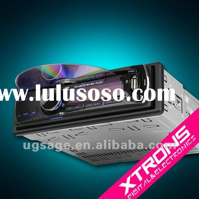 D12 CAR Audio /In Car DVD/CD/RDS/MP3/Mp4/DivX/USB/Radio player