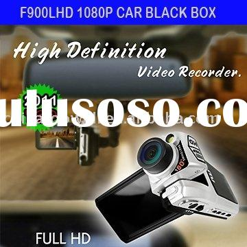 DOD 1080P HD Car Video Recorder with 4 Digital Zoom