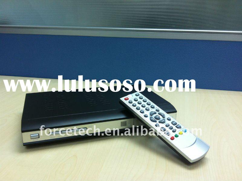 Digital set top box, DVB-T mpeg-4 HD STB,IPTV media box