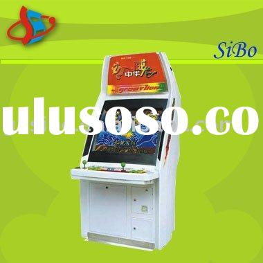 GM2204 game machine/coin operated game machine/ammusment game machine/video game machine