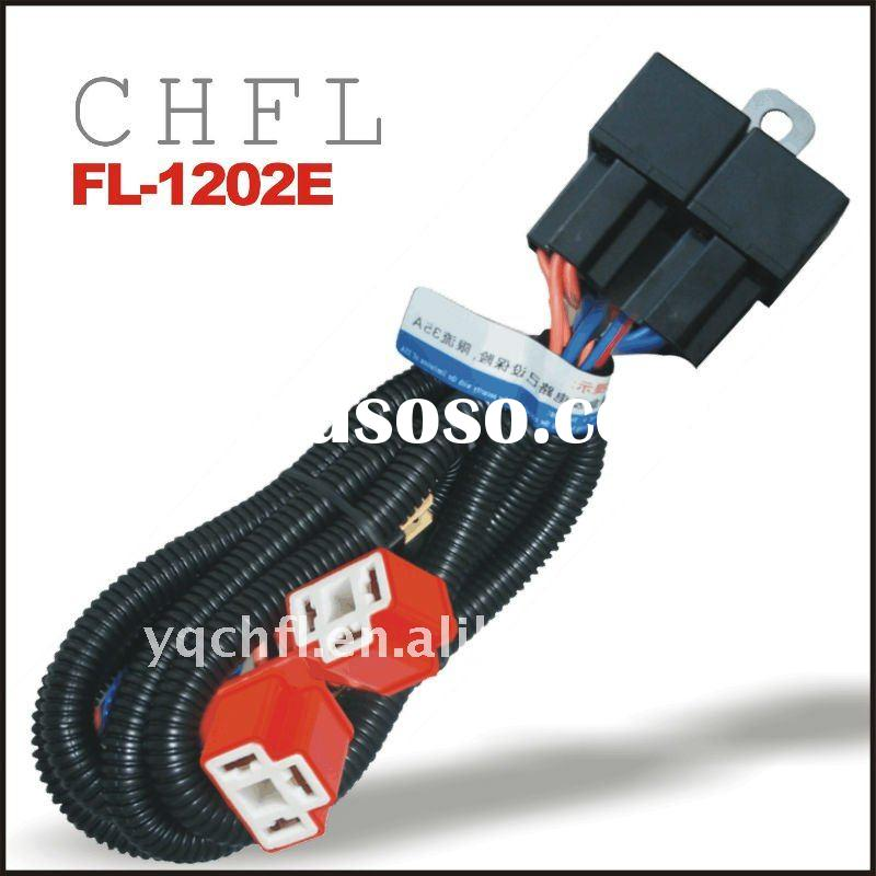 H4 Bulb Wiring Harness (H4 HID Wiring Harness)