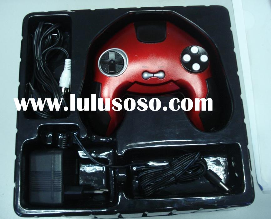 HD-9942 2010 Megastar Joypad Video Games with 121 Funny Games Suitable for Selling in Discount Store