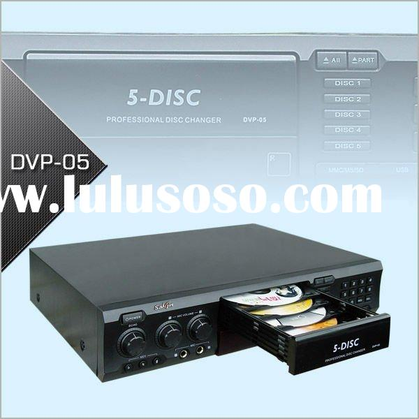 HOME DVD PLAYER ; 5 DISC DVD CHANGER