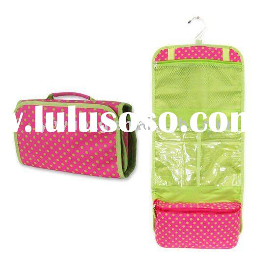 Hanging Travel Makeup Toiletry Case Bag Pouch