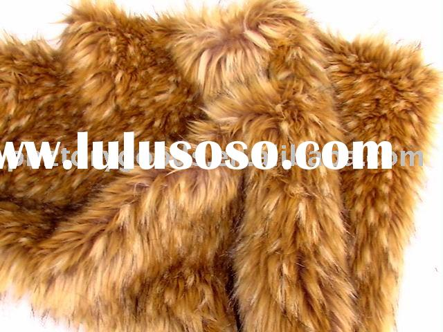 Imitation chinchilla skin fake fur