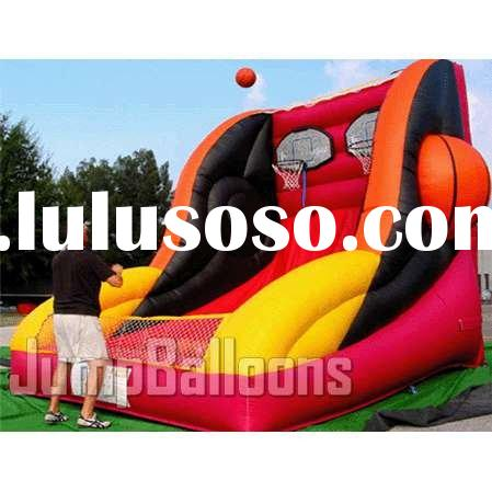 Inflatable basketball hoop, Outdoor Games & Fun (J5010)