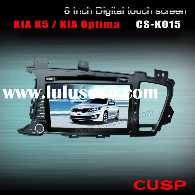 KIA K5 / KIA Optima 2011 car DVD player with GPS