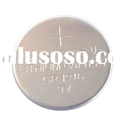 Lithium Primary battery CR1216