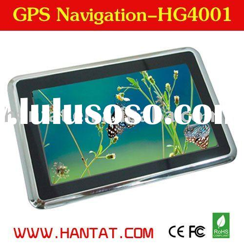 Luxury Portable Gps Navigation for Car with WIFI function