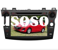 "Mazda 3 (2010) car dvd gps with 8"" navigation screen"