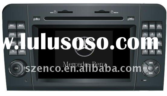 Mercedes car dvd player with auto gps navigation for Benz ML CLASS W164 /GL W164