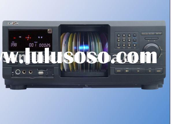 Multi-disc DVD Player (400 disc changer)