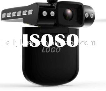 New 720P hd video car dvr recorder with 4 IR LED