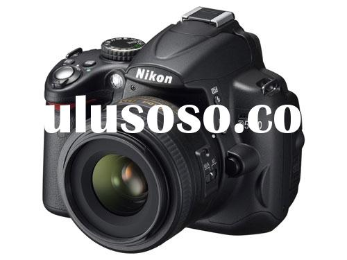 Nikon DSLR D5000 digital camera