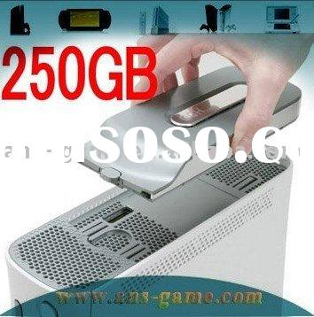 Promotion! Video game HDD 250GB for Xbox 360