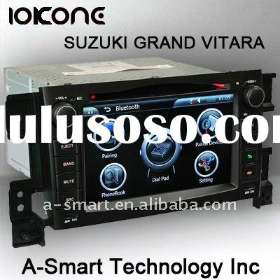 Special Car DVD for SUZUKI GRAND VITARA with Car stereo