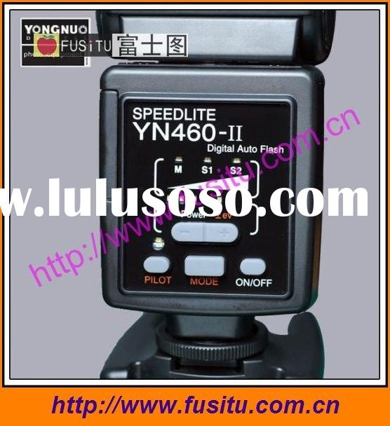 Speedlight YN-460II with GN53 for Canon Nikon Pentax Olympus DSLR cameras