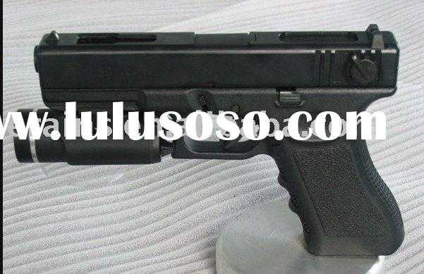 Strobe Pistol mounted tactical led light or tactical led flashlight with 200 lumen CREE Q5 led torch