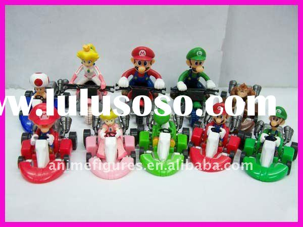 Super Mario anime figure toys