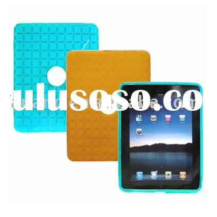 TPU See-Thru Case Cover for Apple iPad WI-FI/3G