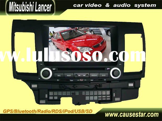 Touch Screen Car DVD for Mitsubishi Lancer with GPS
