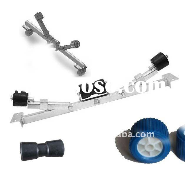 Trailer dock,dock,boat trailer dock,roller,trailer parts