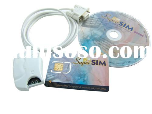 USB SIM Card SIM Card Editor for GSM/PCS