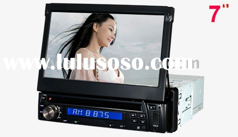 Universal 1 din car dvd player android with tablet pc