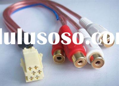 Wire Harness, Car Audio and Video wire harness