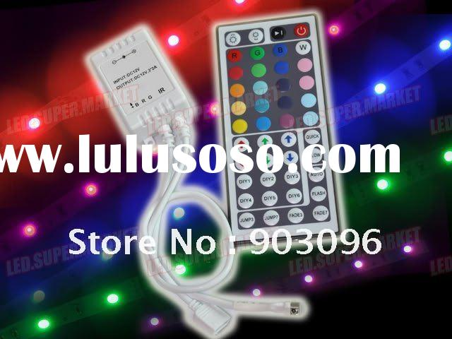 Wireless DIY IR Remote control 44 keys LED rgb strips