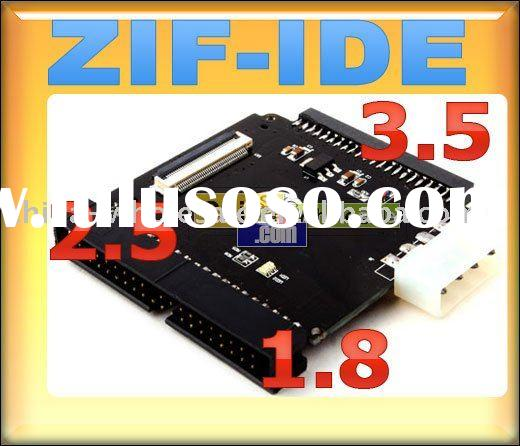 ZIF CE 1.8 to IDE HDD 1.8 / 2.5 / 3.5 Adapter Converter