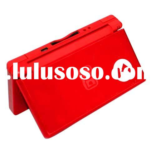 (C)Hot sell Portable Dual Screen Lite video game console - Red Mario