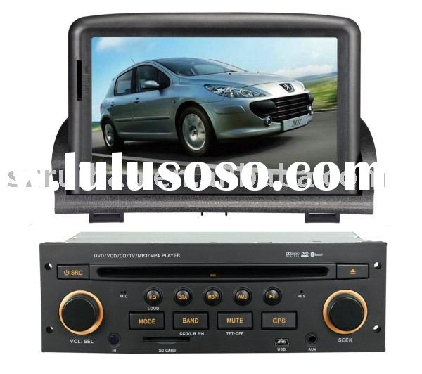 car audio & video for PEUGEOT 307